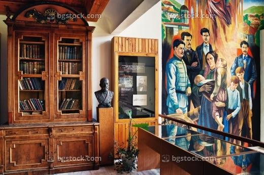 Снимки на музеи и експонации в България