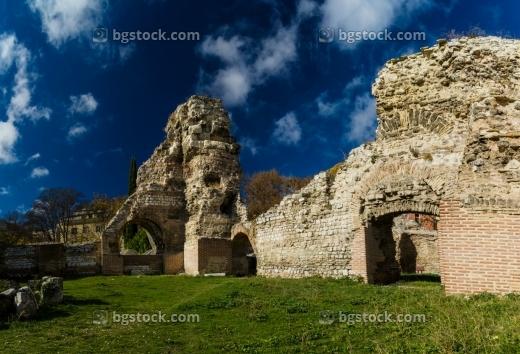 Снимки на римски забележителности в България